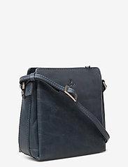 Adax - Salerno shoulder bag Emmy - handväskor - ocean - 2