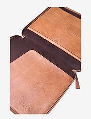 Adax - Napoli portfolio Anders - laptoptassen - cognac - 3