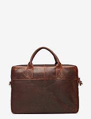 Adax - Catania briefcase Tobias 15,6' - briefcases - dark brown - 1