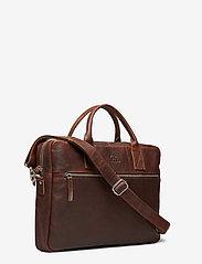 Adax - Catania briefcase Tobias 15,6' - briefcases - dark brown - 2