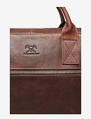 Adax - Catania briefcase Tobias 15,6' - briefcases - dark brown - 3