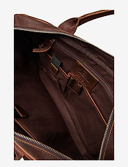 Adax - Catania briefcase Tobias 15,6' - briefcases - dark brown - 5