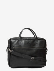 Adax - Prato briefcase Tobias 15,6' - laptoptassen - black - 2