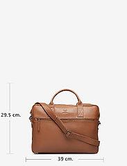 Adax - Prato briefcase Tobias 15,6' - laptoptassen - cognac - 5