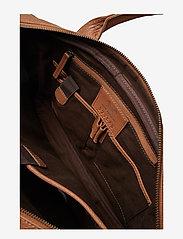 Adax - Prato briefcase Tobias 15,6' - laptoptassen - cognac - 4