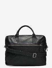 Adax - Catania briefcase Axel 15,6' - briefcases - black - 0