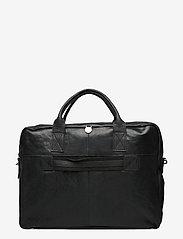 Adax - Catania briefcase Axel 15,6' - briefcases - black - 1