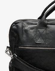 Adax - Catania briefcase Axel 15,6' - briefcases - black - 3