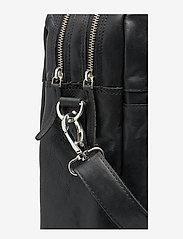 Adax - Catania briefcase Axel 15,6' - briefcases - black - 4