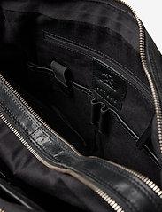 Adax - Catania briefcase Axel 15,6' - briefcases - black - 5