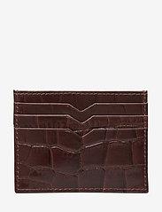 Adax - Piemonte credit card holder Milo - kaart houders - brown - 1