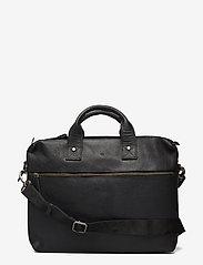 Adax - Kb3 working bag Daniel - laptoptassen - black - 0