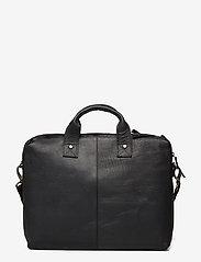 Adax - Kb3 working bag Daniel - laptoptassen - black - 1
