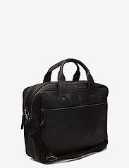 Adax - KB3 working bag Liam - laptoptassen - black - 2