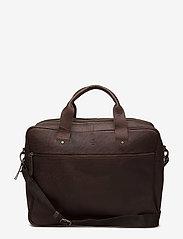 Adax - KB3 working bag Liam - laptoptassen - brown - 0