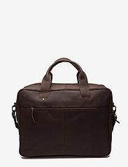 Adax - KB3 working bag Liam - laptoptassen - brown - 1