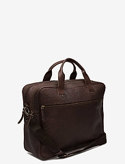 Adax - KB3 working bag Liam - laptoptassen - brown - 2