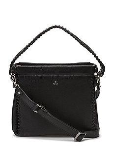 Sicilia shoulder bag Beata - BLACK