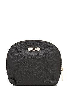 Caroline Berg cosmetic purse Inger - BLACK