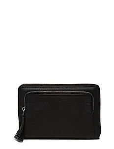 Ruby wallet Inez - BLACK