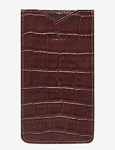 Piemonte iPhone cover Ziggy - mobiele telefoon hoesjes - brown