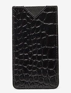 Teramo iPhone+ cover Dakota - mobiele telefoon hoesjes - black