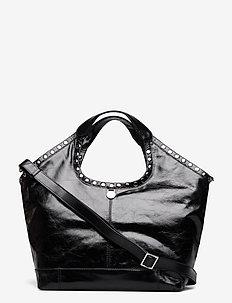 Siena handbag Alma - BLACK