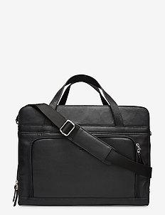 Napoli working bag River 15,6' - laptoptassen - black