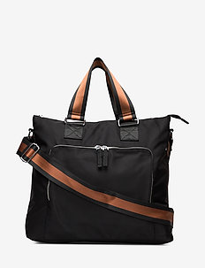 Novara shopper Frida - BLACK