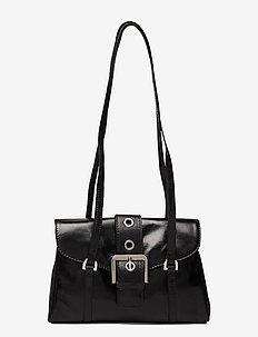 Salerno handbag Kasmira - top handle tasker - black