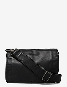 Pixie shoulder bag Pippa - schoudertassen - black