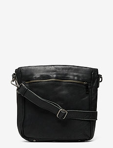 Pixie shoulder bag Thyra - schoudertassen - black