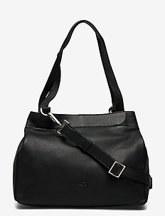 Sorano shoulder bag Grethe - schoudertassen - black