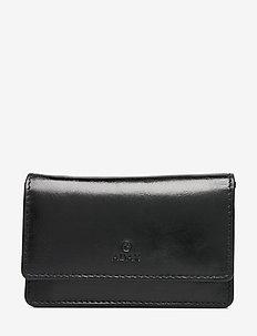 Salerno wallet Mira - BLACK