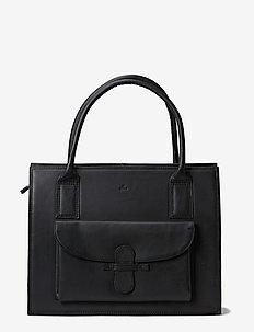 Ragusa shopper Valentina - BLACK