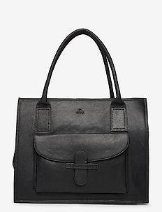Ragusa shopper Valentina - shopperit - black
