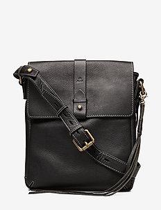 Cremona shoulder bag Orthilia - BLACK