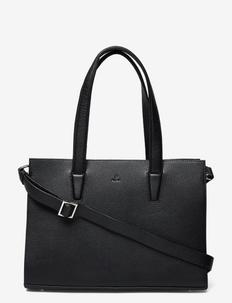 Cormorano handbag Aline - handväskor - black