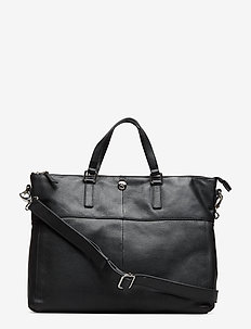 Napoli working bag Sasha - laptoptassen - black