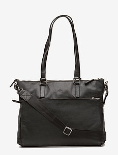 Napoli working bag Malia - schoudertassen - black