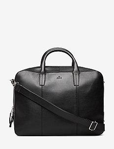 "Napoli working bag Walther 17"" - datavesker - black"