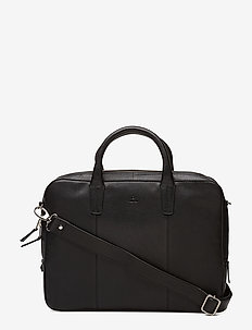 "Napoli working bag Glenn 14"" - BLACK"