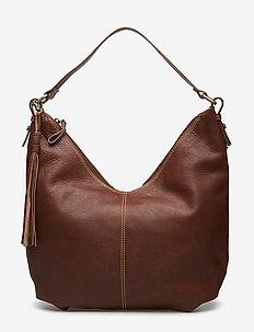 Cremona shoulder bag Romio - BROWN