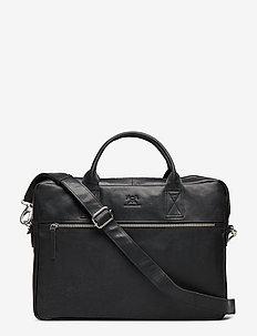 Catania briefcase Tobias 15,6' - laptoptassen - black