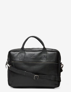 Prato briefcase Tobias 15,6' - laptoptassen - black