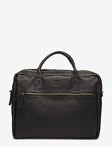 Prato briefcase Axel 15,6' - laptop-tassen - black