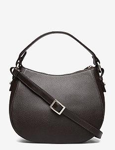Cormorano shoulder bag Mako - DARK BROWN