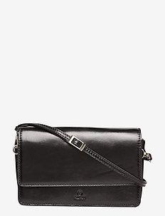 Salerno shoulder bag Tabia - axelremsväskor - black