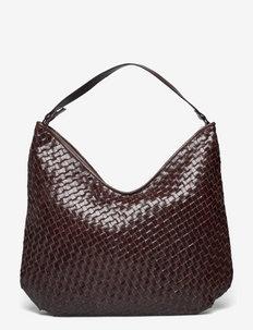 Bacoli shoulder bag Mindy - torby na ramię - dark brown