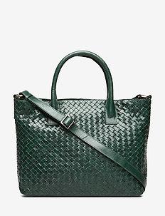 Bacoli shoulder bag Vilde - GREEN